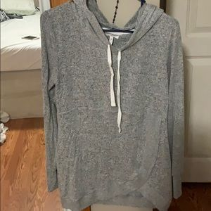 Maurices very soft gray pullover